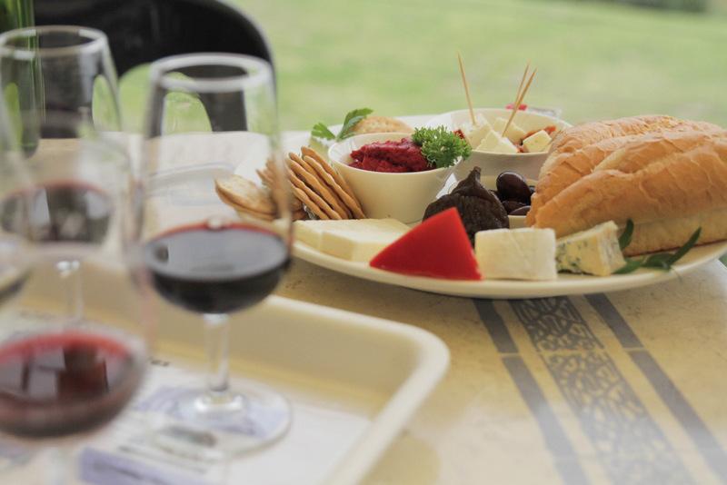 Wine farms on Kangaroo Island