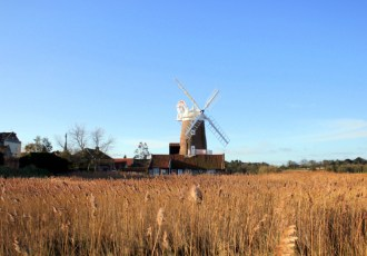 A windmill weekend in Norfolk