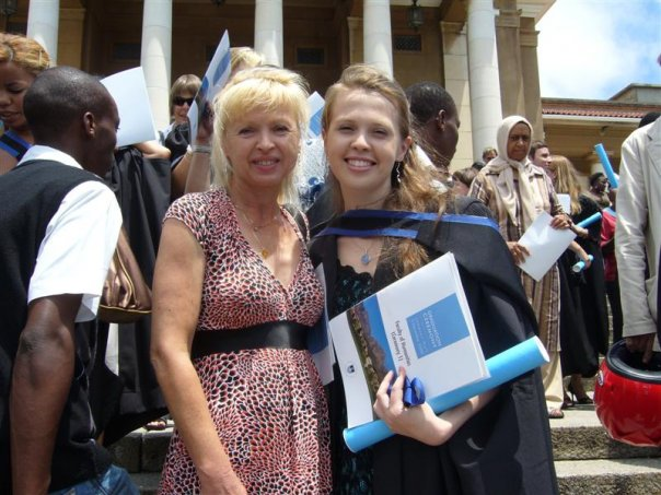 UCT graduation