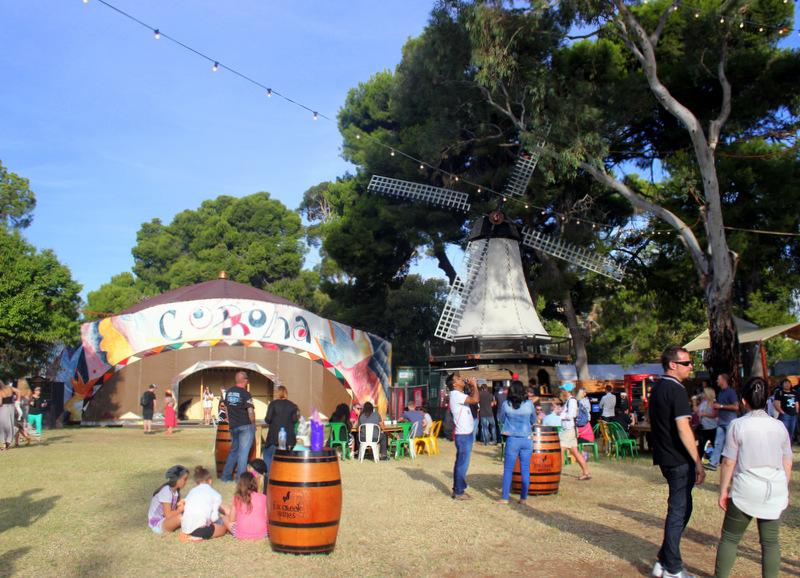 Adelaide Fringe Festival grounds