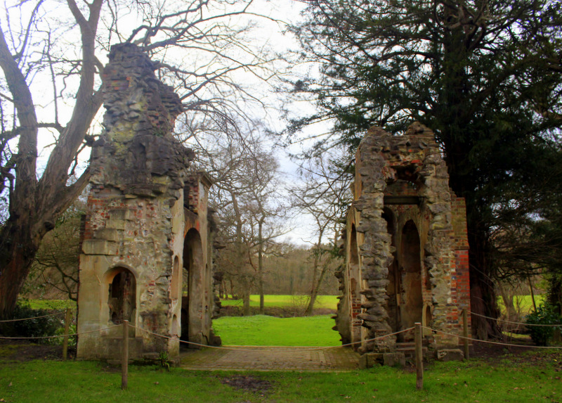 Mausoleum at Painshill Park