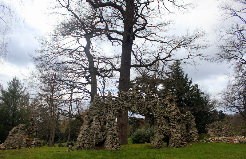 Grotto Island, Painshill Park