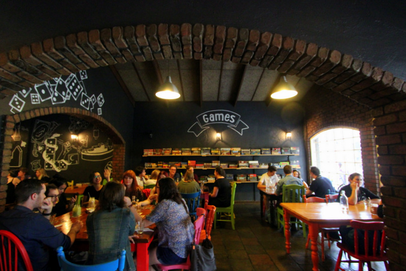 Hungry Hippo Board Game Cafe