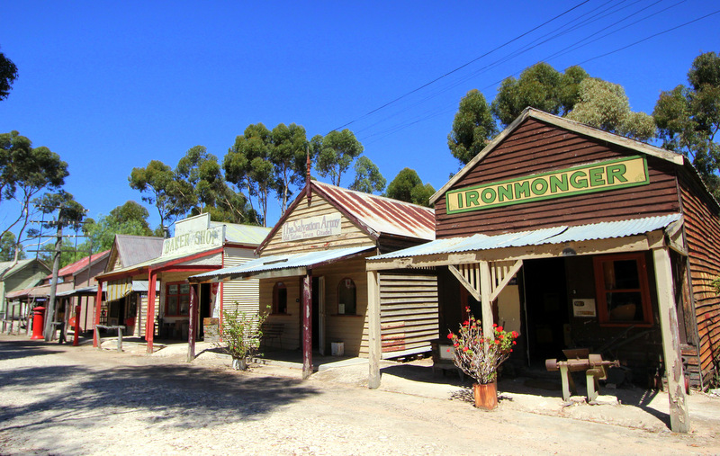 Old Tailem Town