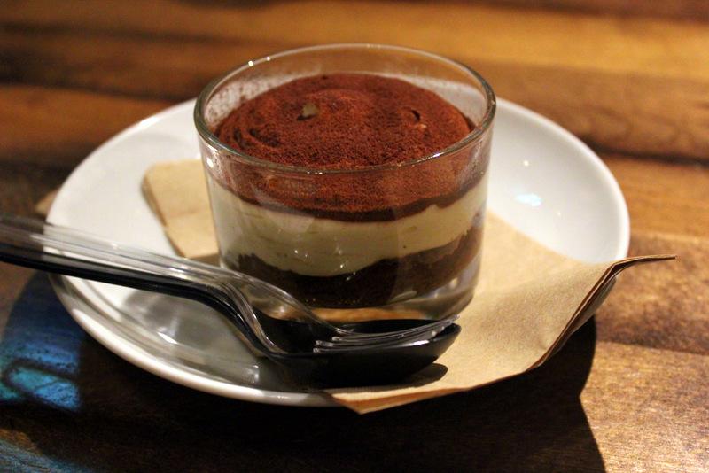 Mister Lasagna desserts