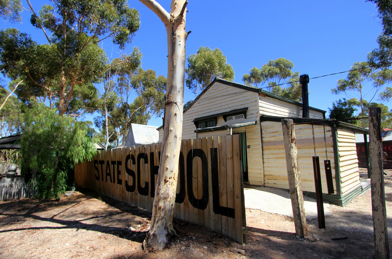 Old Tailem Town state school