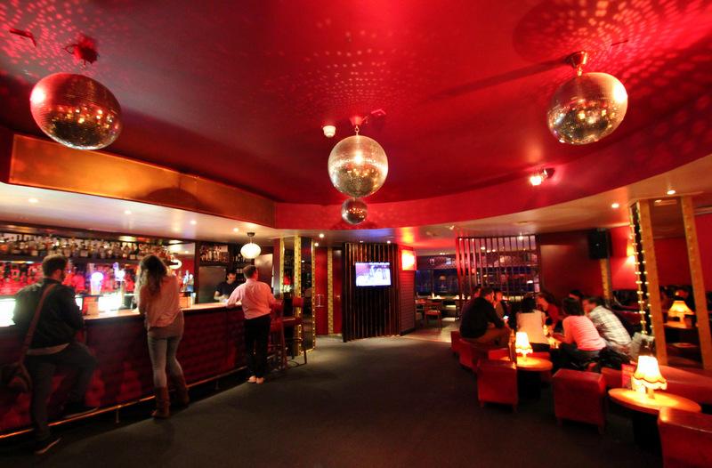 Bar at All Star Lanes, Holborn