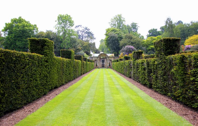 Italian Gardens at Hever Castle
