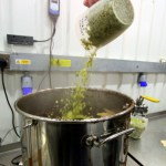 An introduction to beer making at London's UBREW