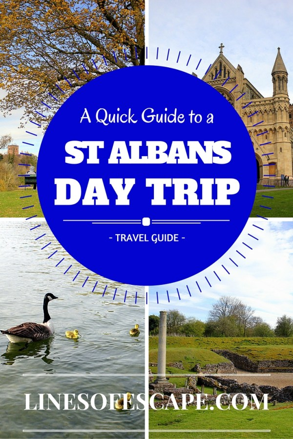 A Quick Guide to a St Albans Day Trip
