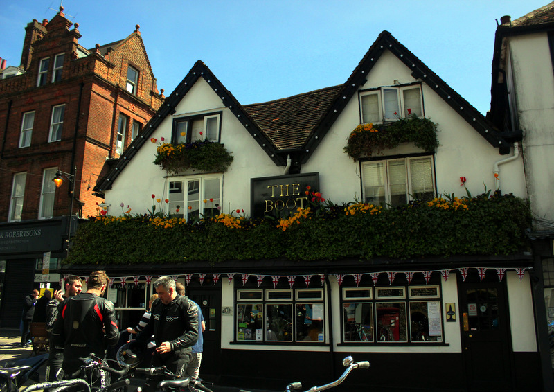 Pubs in St Albans