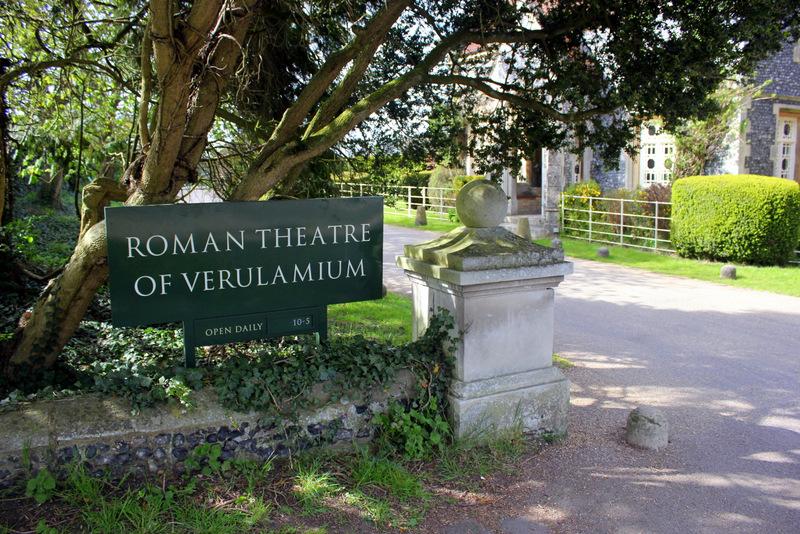 St Albans Roman Theatre
