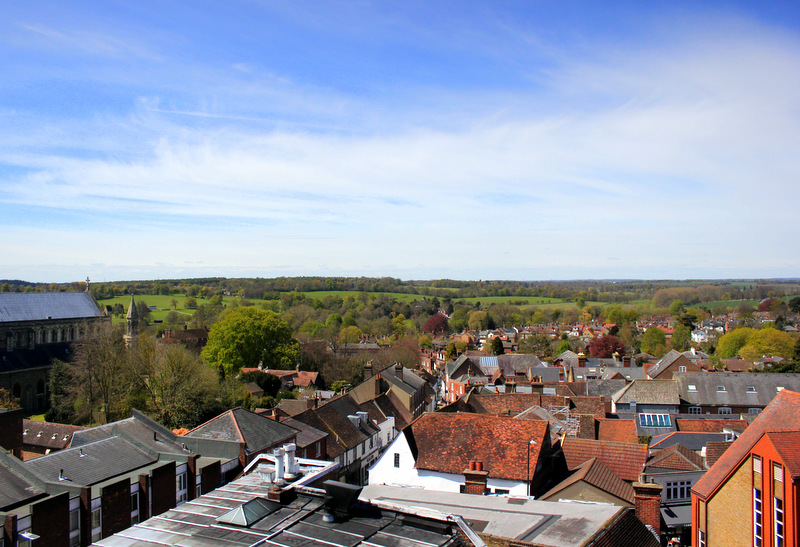 View of St Albans