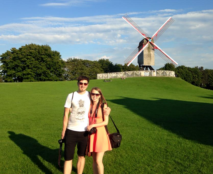 Windmill exploring