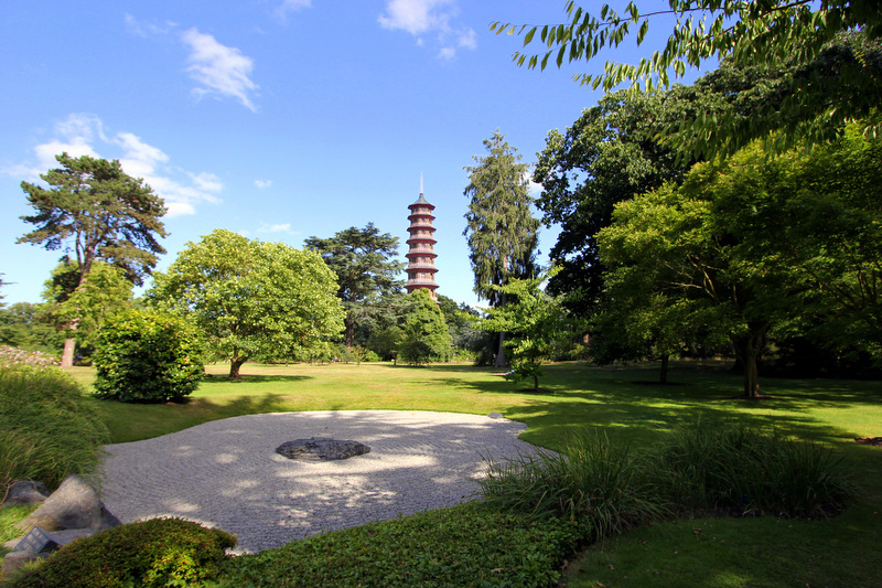 Japanese Garden at Kew Gardens