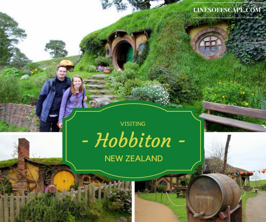 Visiting Hobbiton, the Most Magical Place in Middle Earth