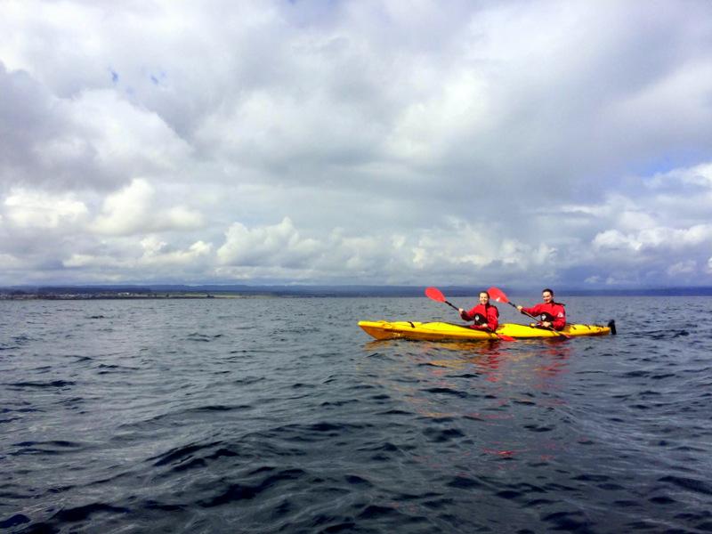 Canoe trip with Canoe and Kayak