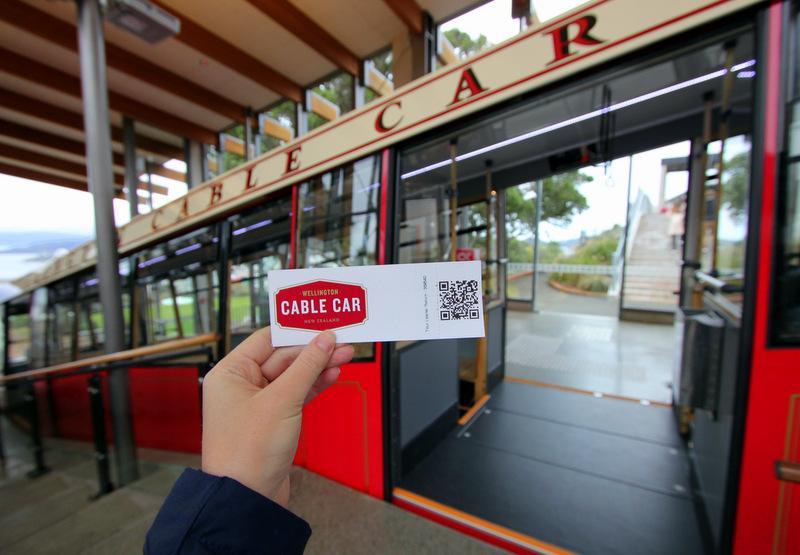 Wellington's Cable Car