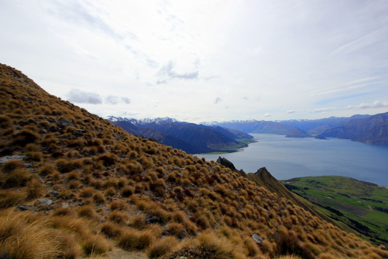 Isthmus Peak hike