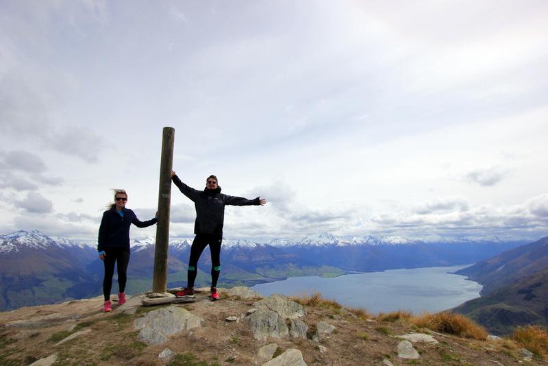 Isthmus Peak summit