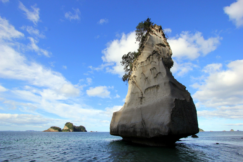 Sail Rock, Coromandel