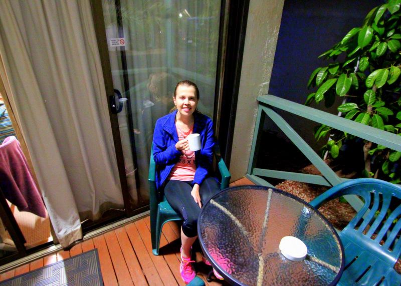 Morning at Desert Palms Resort