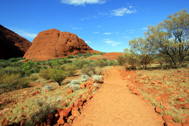 Path in Kata Tjuta