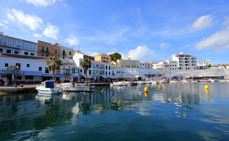 Es Castell Harbour
