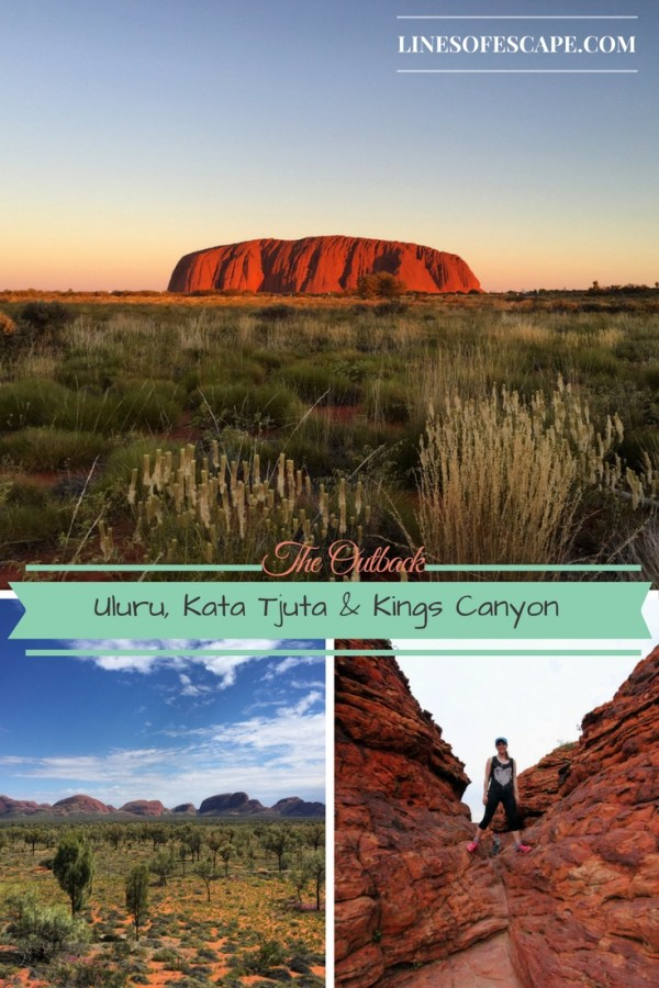 Three Days in The Outback: Uluru, Kata Tjuta & Kings Canyon
