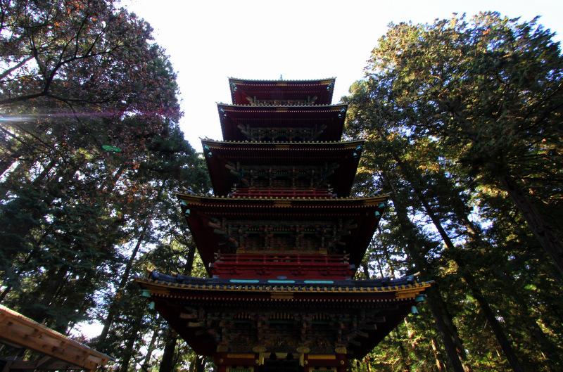Five-Storey Pagoda, Nikko