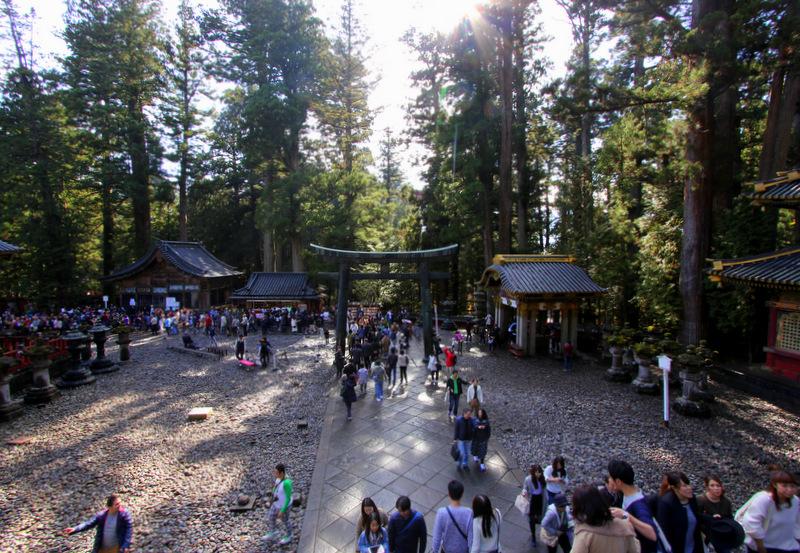 Tosho-gu, Nikko
