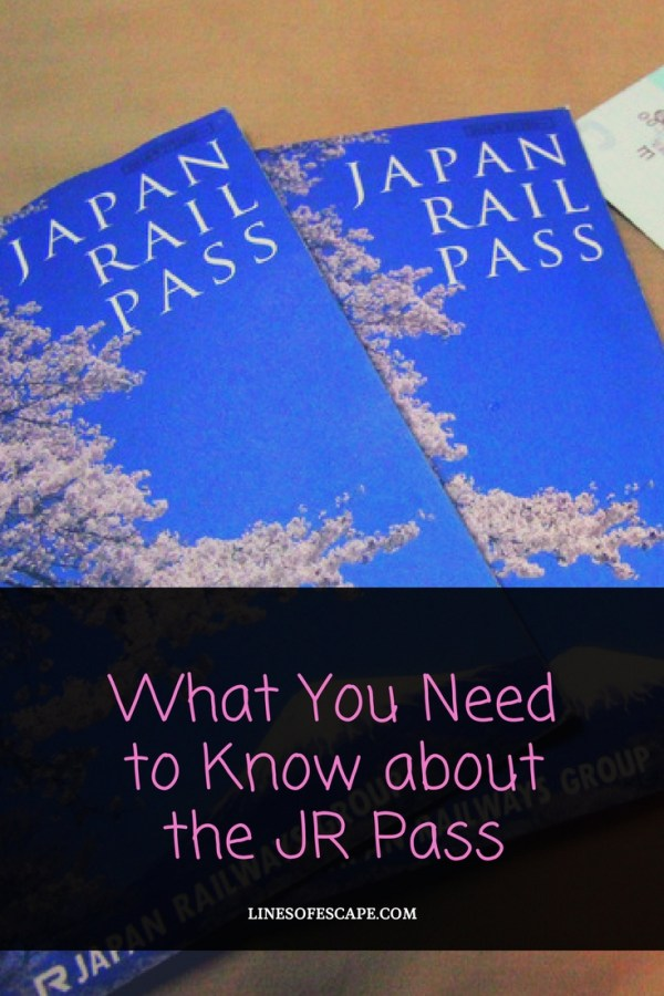 What You Need to Know about the Japan Rail Pass