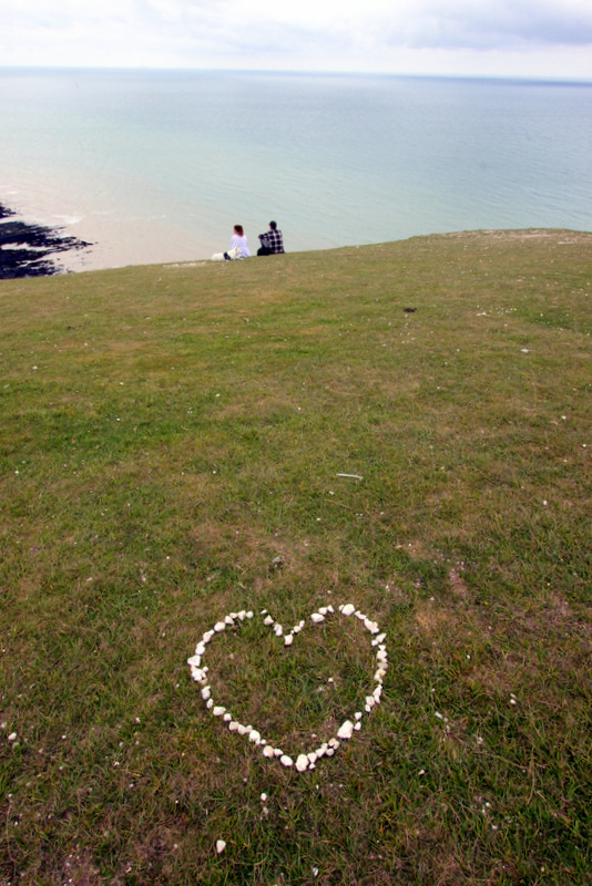 Chalk heart, Seven Sisters
