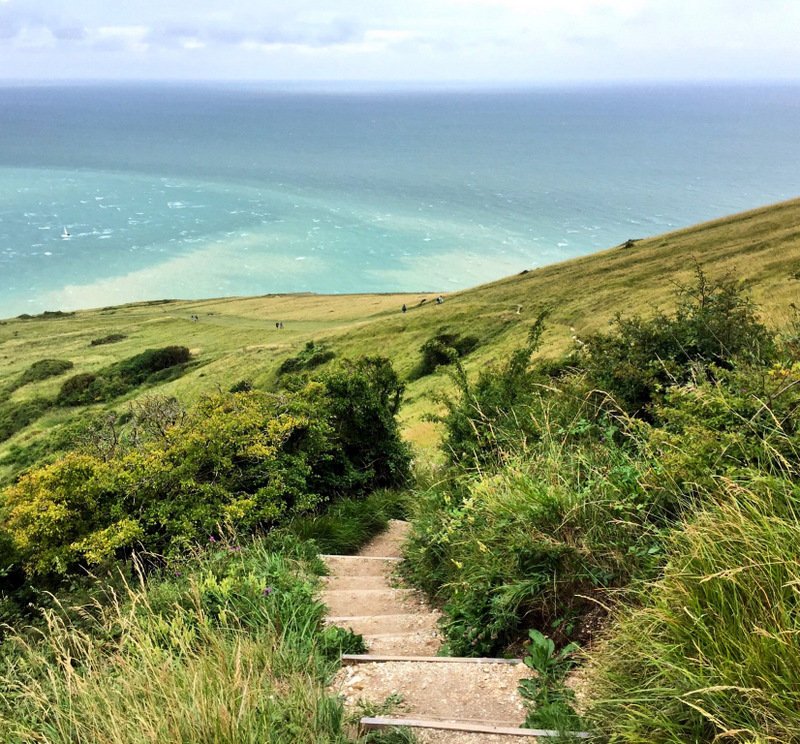 Seaford to Eastbourne