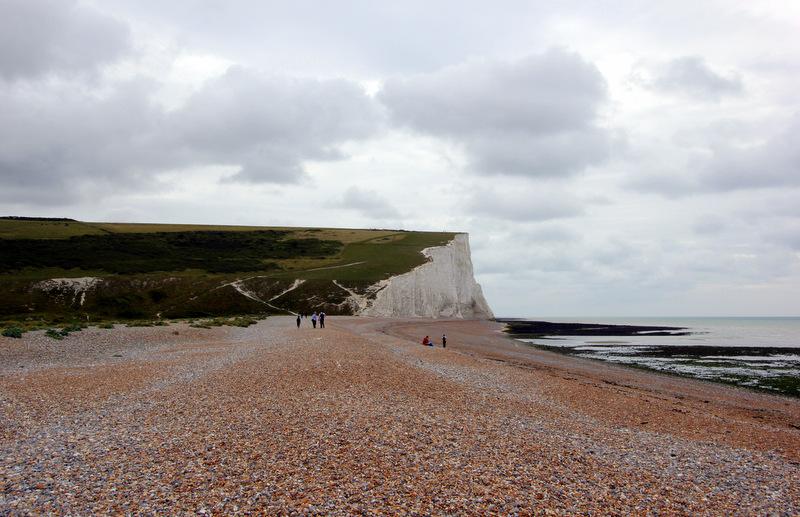 Seven Sisters chalk cliffs