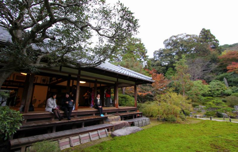 Shoren-in, Kyoto