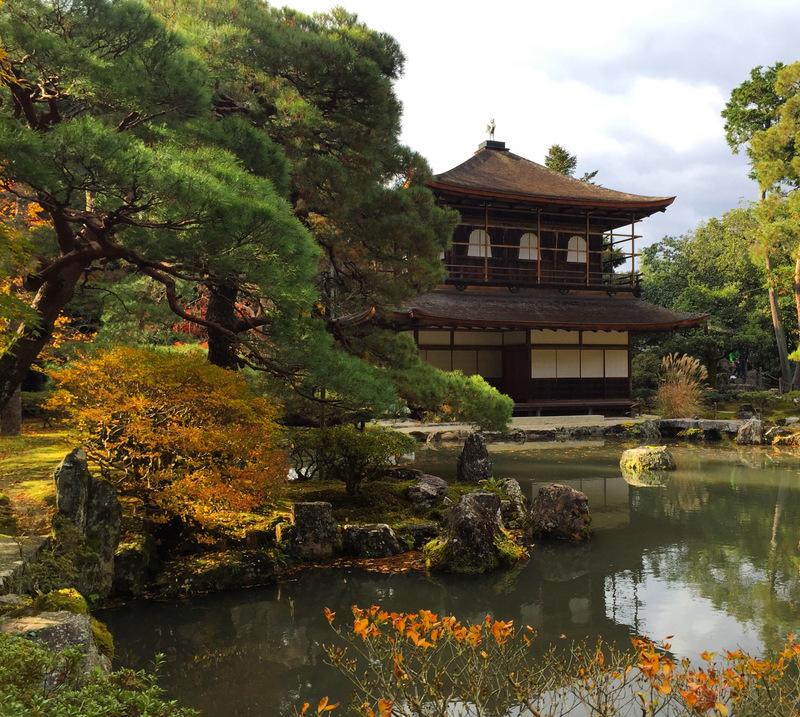 Kyoto's Silver Pavilion