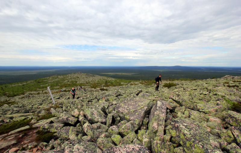 Pyha-Nattanen hike