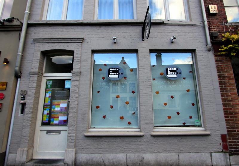 Books and Brunch, Bruges