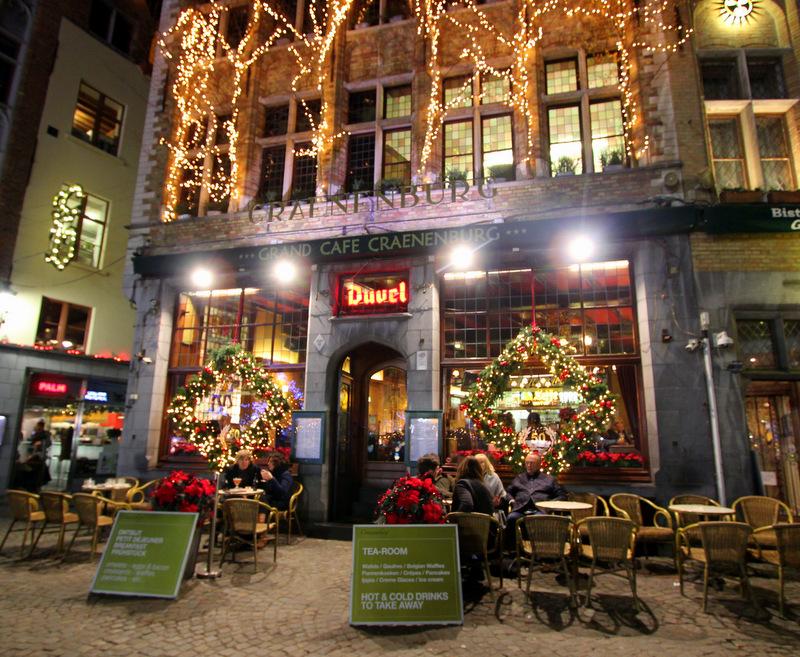 Cafe Craenenburg exterior