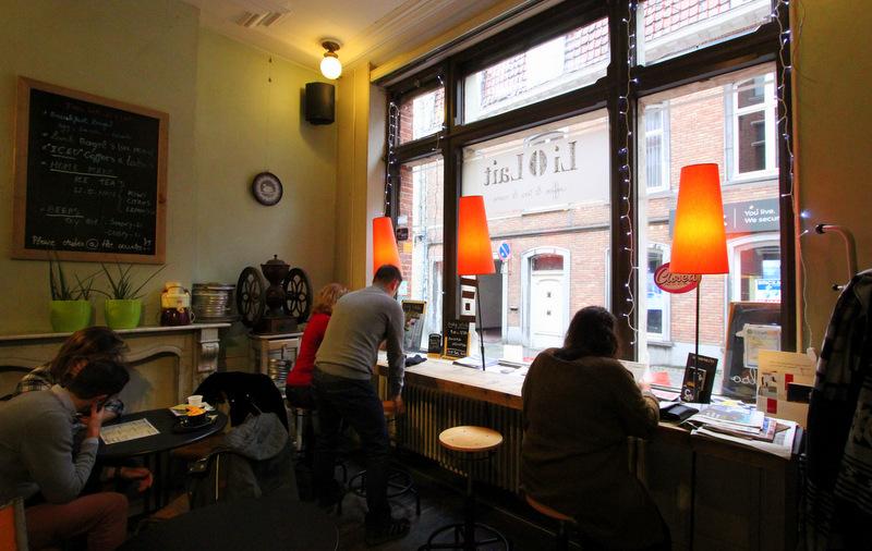 Li O Lait coffee shop