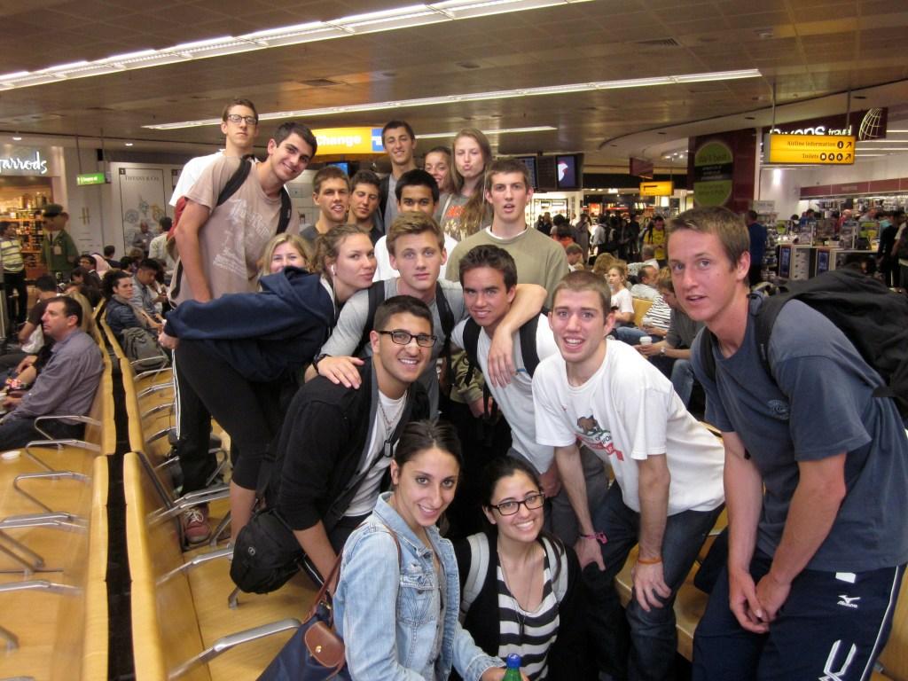 Twintig 2011 airport