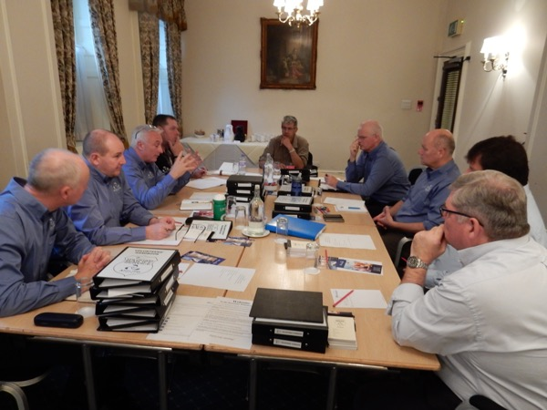 All six Angling Trust REMs met in Worcester to discuss the mechanics of setting up VBS Phase 1 throughout England, with Adrian Brightley and Adrian Saunders of the EA, and myself.  The REMs are currently processing applications pending mandatory induction days, so if you are interested in helping protect fish and fisheries, this is the opportunity to get involved.