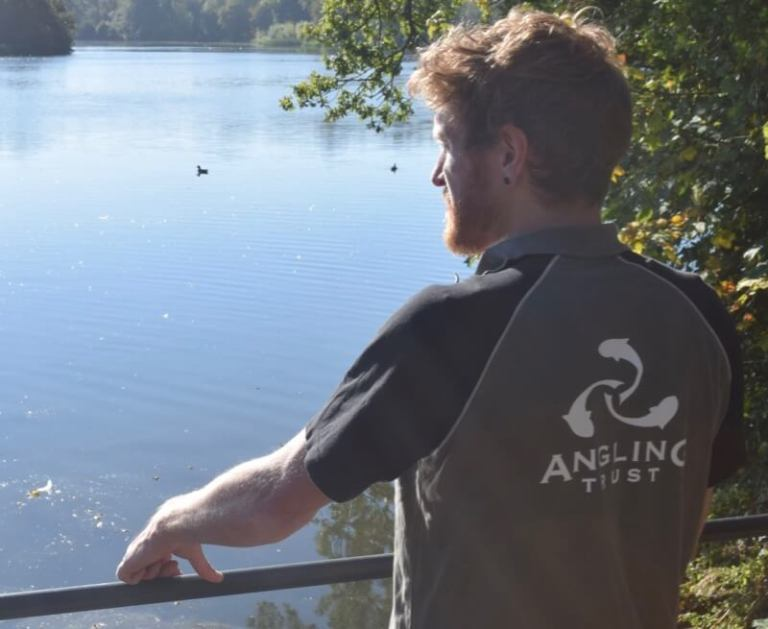 Jake Davoile Predator Advice Angling Trust