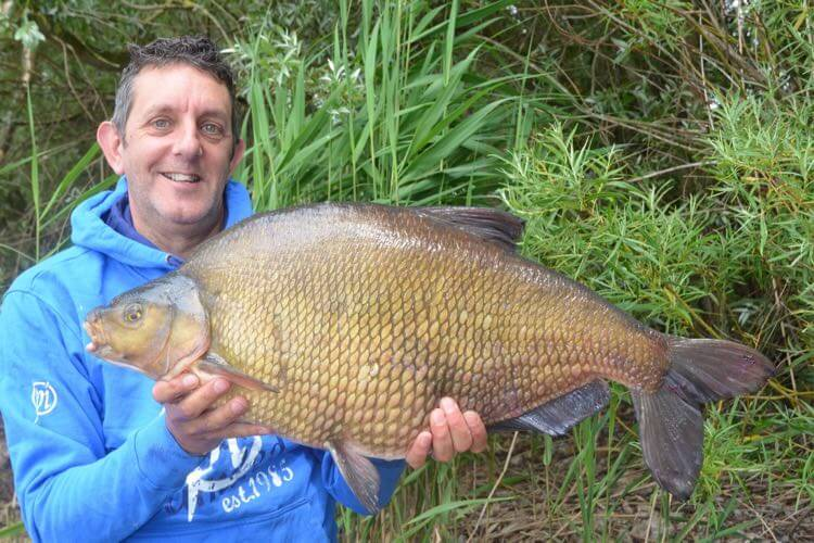 Dai Gribble specimen angling Beyond Dreams