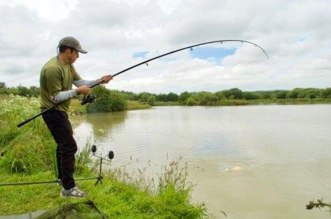 Carp fishing Devon Anglers Eldorado