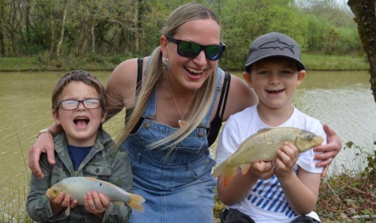 Zenia Drury Gregorek Anglers Paradise