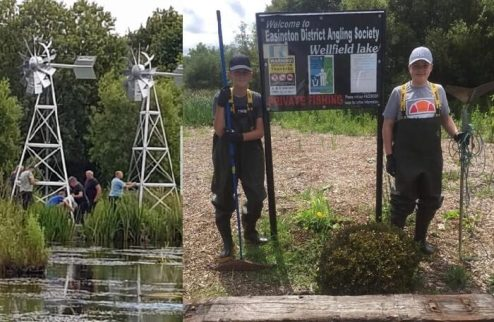 AIF Angling Trust North East