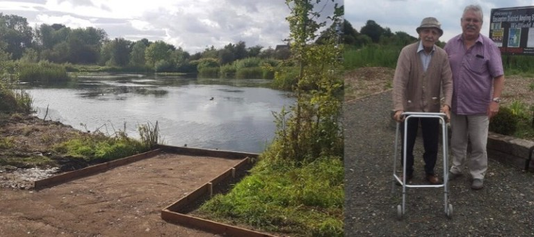 Accessible fishing North East angling clubs