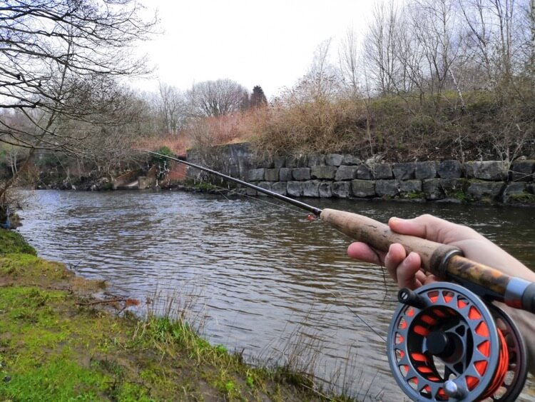 Ceri Thomas Fly Fishing Wales